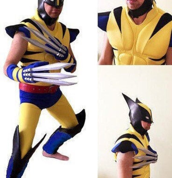 Wolverine X Men Cosplay Costume