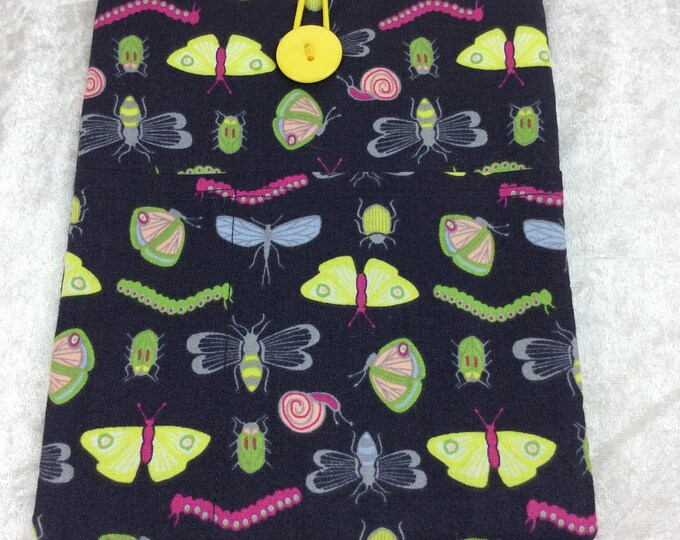 Bugs Insects Tablet Case Cover Pouch iPad Kindle Small