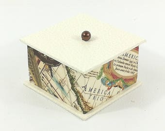 BOX dragees - box chocolates - box - for wedding - themed trip guests
