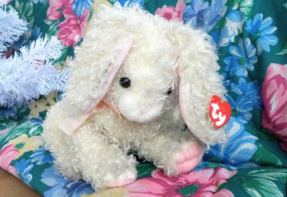 9569fca8680 Hareston Ty Beanie Baby Rare Beanie Babies Rabbit Plush