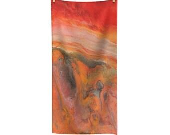 "Towel ""Fire Stone"""