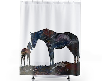 Little One Shower Curtains