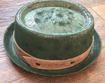 Pork Pie - Trilby Hat - Size L