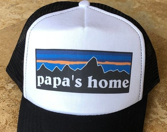 Widespread Panic Hat-Papa s Home-Trucker Style Snapback Hat 6821a60d7b19