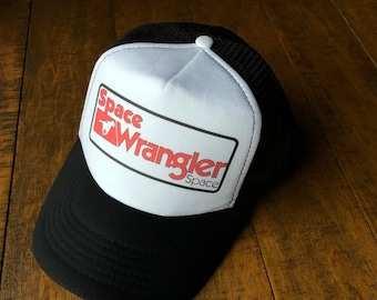 a32b4bf5901 Widespread Panic Hat-Space Wrangler-Snapback Trucker Style Hat