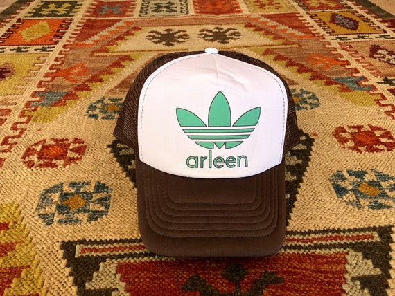 Widespread Panic Hat-Arleen-Trucker Style Snapback Hat  3cc198635998