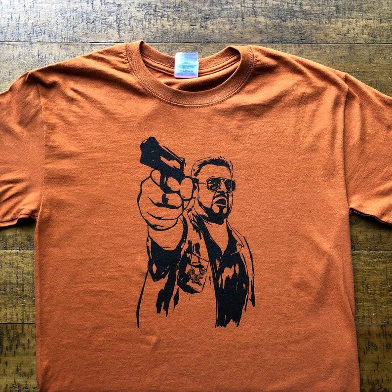 3e53abf38dd30 Widespread Panic Shirt-All Time Low Lot Shirt-Adult Uni T Shirt Sizes S M L  XL XXL-Texas Orange T Shirt