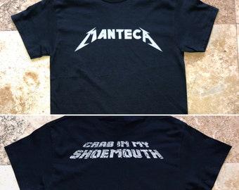 Phish Shirt-Manteca Lot Shirt-Adult Uni T Shirt Sizes S M L XL 2X 3X 4X 5X-Black T Shirt