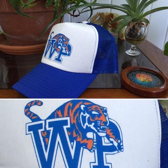 Widespread Panic Hat-University of Memphis Tigers WSP-Snapback  331d4a4c09cc