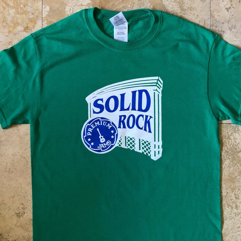 d54f7501ba235 Widespread Panic Shirt-Solid Rock Lot Shirt-Adult Uni T Shirt Sizes S M L  XL XXL-Kelly Green