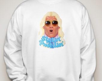 Ric Flair-Stylin' & Profilin' (Sweat Shirt)