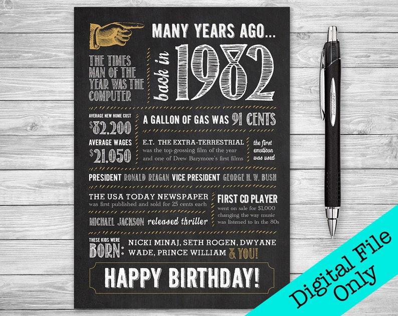 2019 25th CARTE D/'ANNIVERSAIRE souvenir de 1994