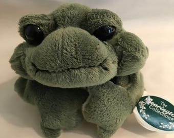 The Bearington Collection Style 3040 - Frank the Frog