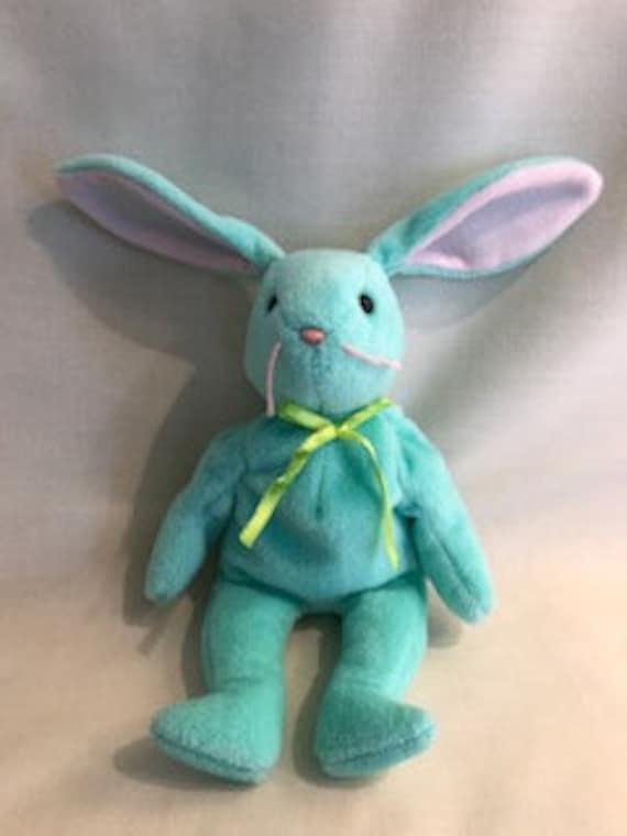 06663bc4f88 Beanie Babies Hippity Bunny Rabbit 1996 Ty Inc.