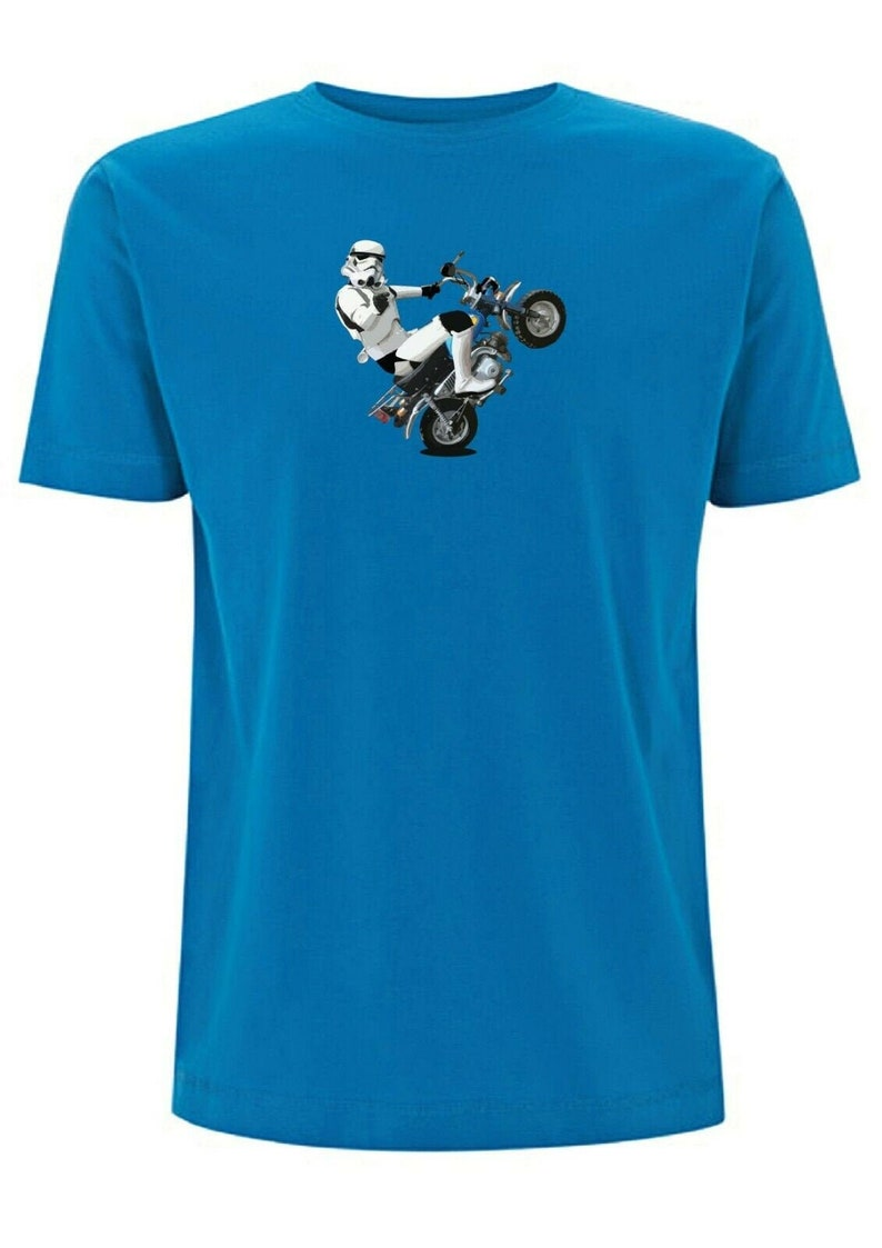 Honda Wings T-Shirt Biker Motorcycle Rider Vintage VARIOUS SIZES /& COLOURS