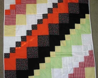 Quilted Lap Blanket