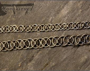 Ruoriketju - Helm Weave