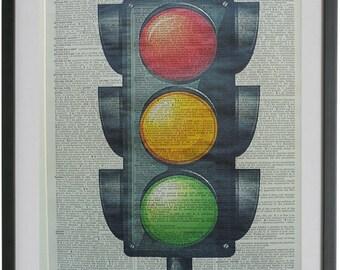 Traffic Lights Etsy