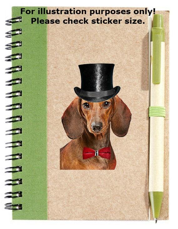 Dachshund Print No.610 sausage dog