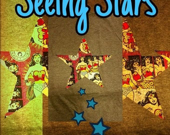 Wonder Woman Tee Shirt