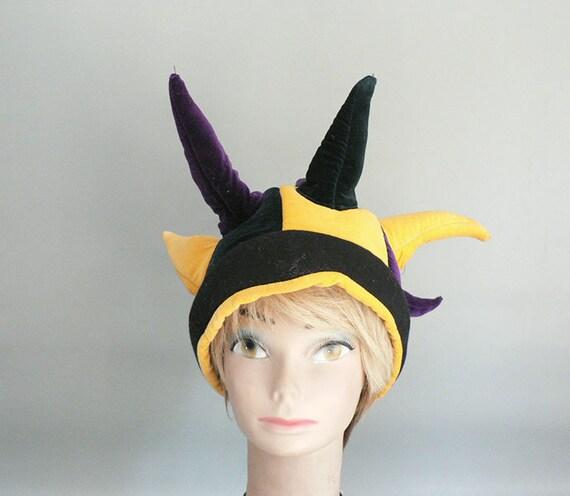 Jester Hat Harlequin Costume