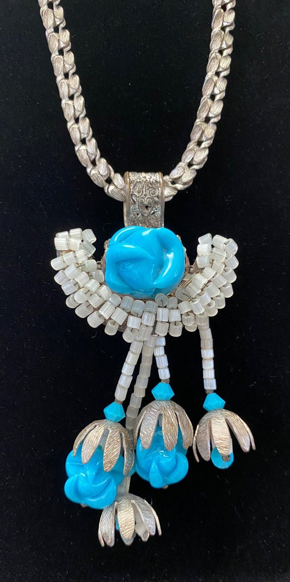 Late 1950s Miriam Haskell Necklace (original)