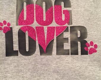 Très joli tshirt «Dog Lover»