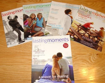 Scrapbooking Magazines Lot