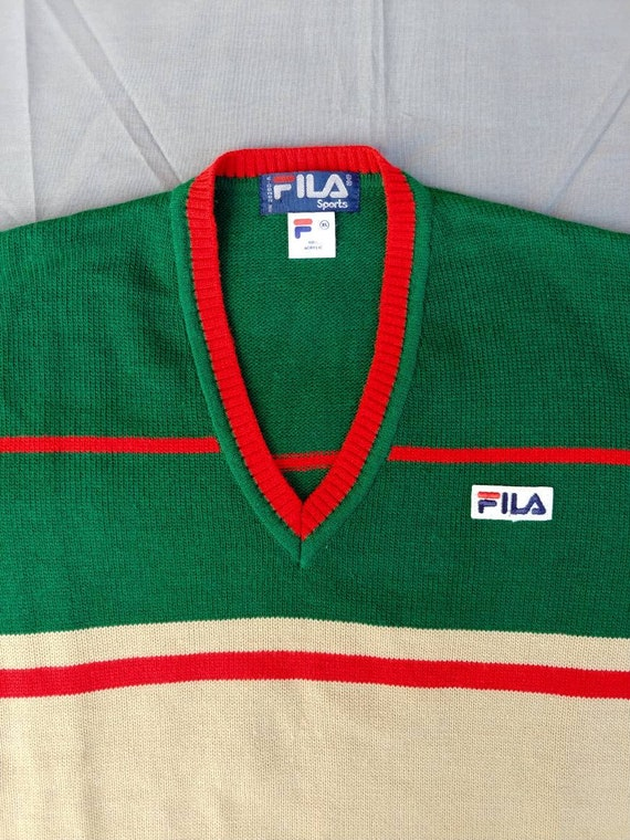 Best Christmas Sweater Fila Sports