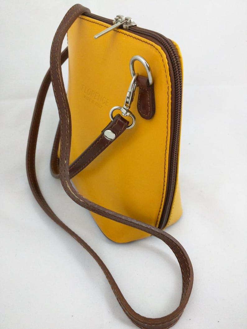 f205559cdb63 Crossbody   Purse Made in FLORENCE Italy NEW