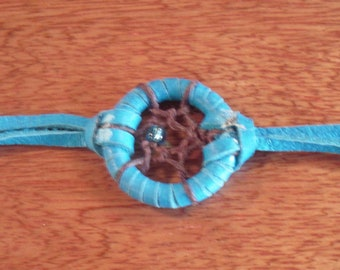 Turquoise Dream Catcher Bracelet