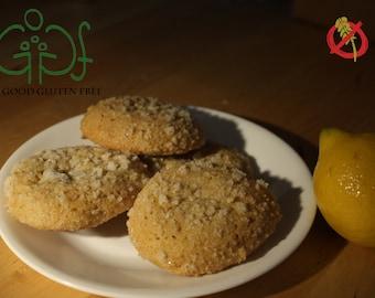 Legendary Lemonade Cookies *Gluten Free!*