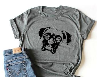 Boxer Dog Shirt Etsy