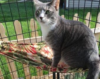 Outdoor Cat Hammock for Catios