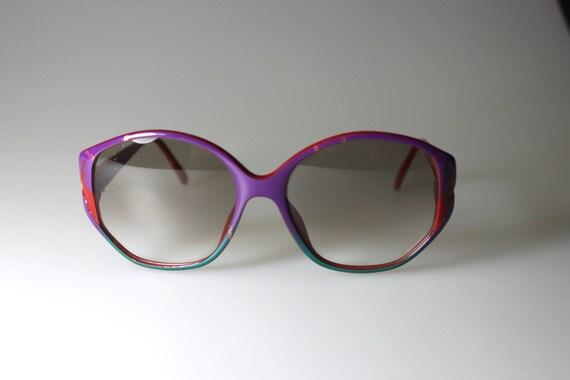 CHRISTIAN DIOR 2384 - 80er Designer Brills - Eight
