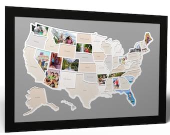 Us map | Etsy