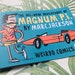 Clare wall reviewed The all-new adventures of Magnum P.I. #2