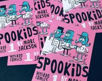 SPOOKIDS #1