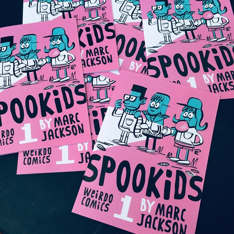 SPOOKIDS 1 image 0