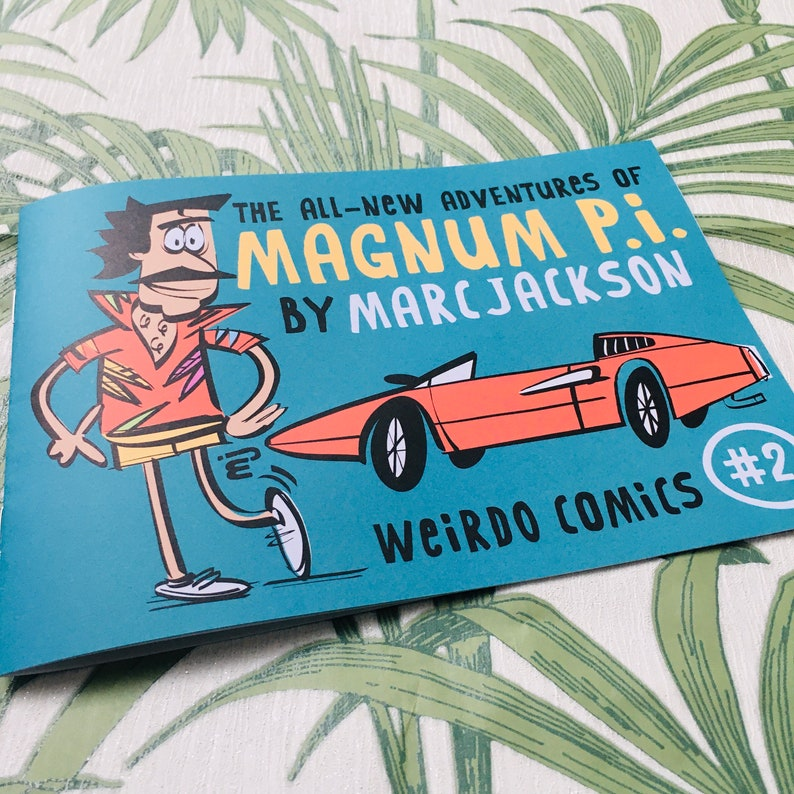The all-new adventures of Magnum P.I. 2 image 0