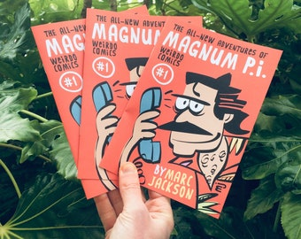 The all-new adventures of Magnum P.I. #1