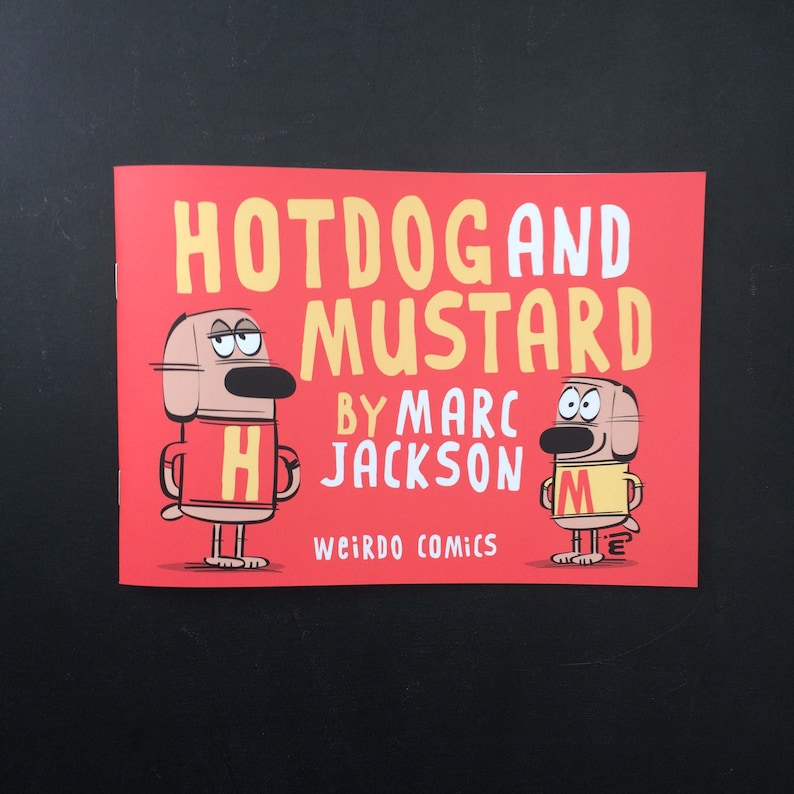 HOTDOG and MUSTARD by Marc Jackson image 0