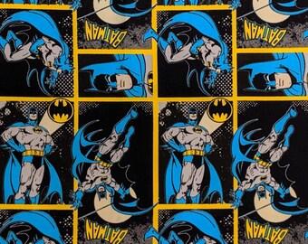 PREORDER | Batman Face Mask | 100% Cotton | Double Layer | Children's Mask | Adult Mask | Batman | DC | Dark Knight | Comics | Movies