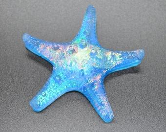 3 x 5 Starfish and Shell Bone Inlay Frames Green Yellow or Orange