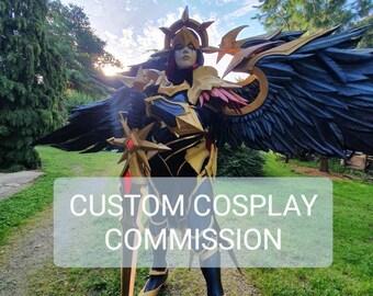 Custom Cosplay Commission