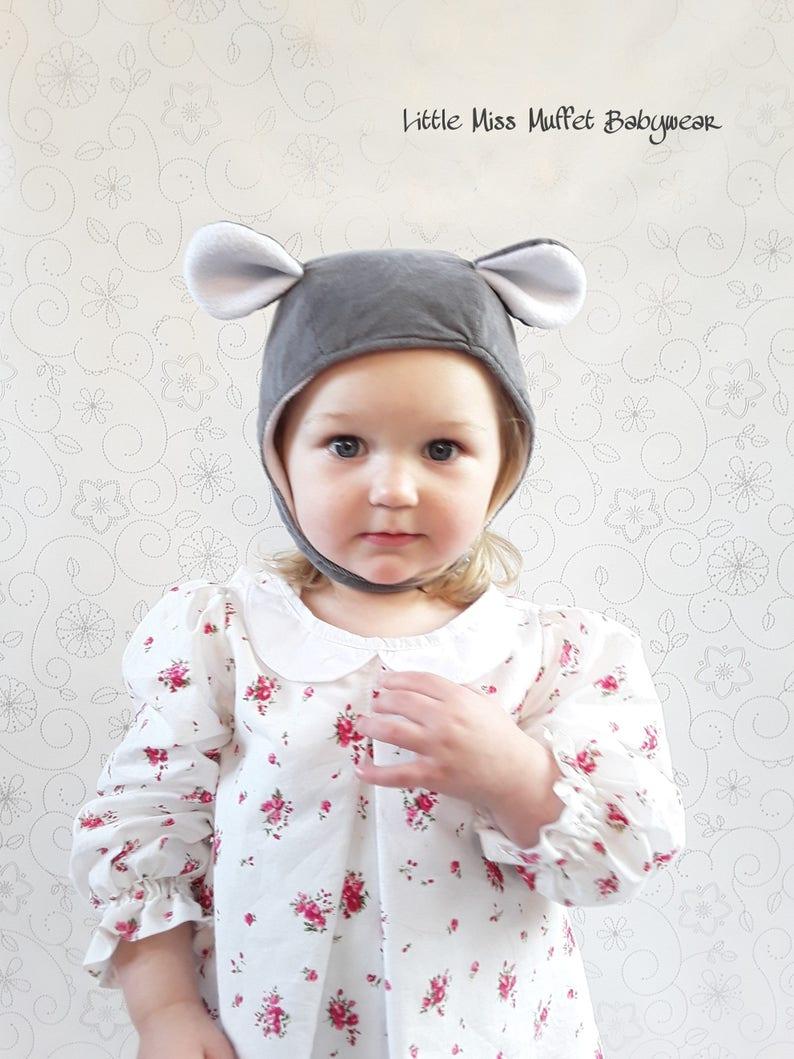 2540575fa485f Le bonnet pour enfant Animal oreilles chapeau chapeau Animal | Etsy