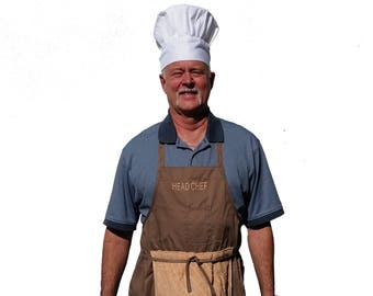 DELUXE HEAD CHEF Penis Prank Apron Father s Day Gag Gift! Perfect Prank Gag  Gift! 13b7e4e2c830
