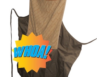 FATHER S Day PRANK PENIS Apron Costume Gag gift! Sexy funny naked prank  party Valentines Day Gift! e75fcddcdeb5