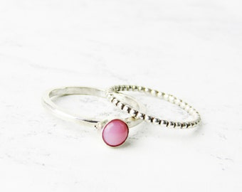 Gemstone Ring, Handmade Jewelry, Opal Jewelry, Sterling Silver Rings, Boho Rings, Minimalist Jewelry, Gemstone Jewelry, Jewelry