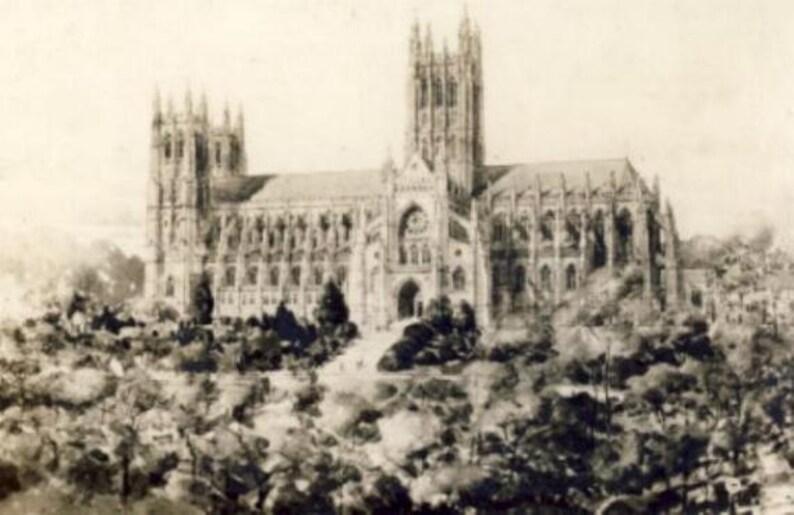 U57 Washington Cathedral